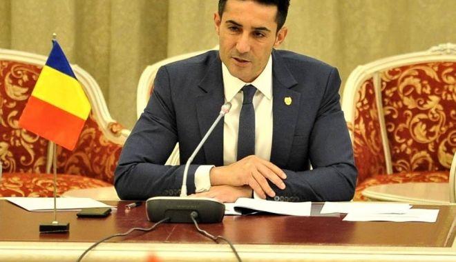 Foto: Claudiu Manda: Vrem să renunțăm la serviciile SRI pentru secretizarea stenogramelor