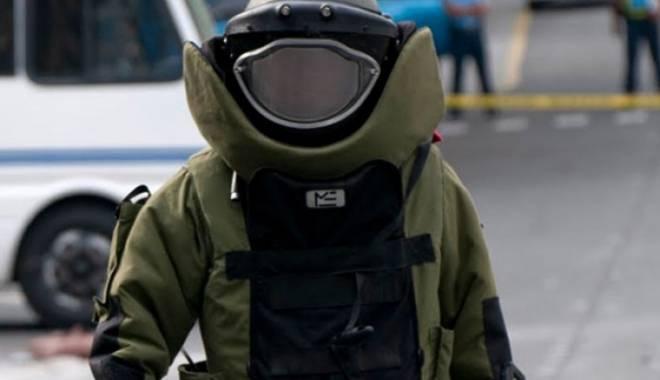 Foto: Alertă cu bombă în Mamaia!