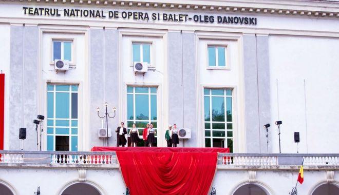 CNAPMC sponsorizează spectacolele estivale ale Teatrului Național de Operă și Balet