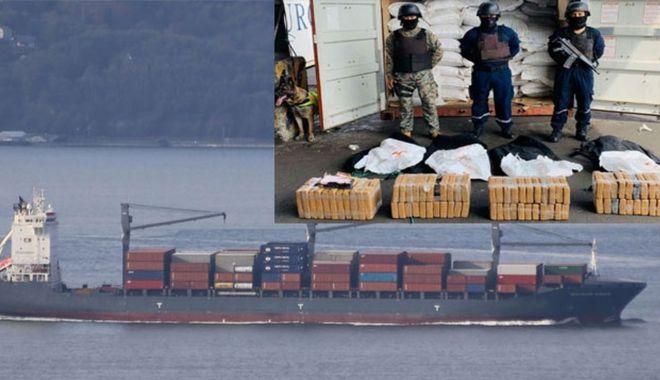 Cocaină confiscată dintr-un container, în Puerto Bolivar - cocainaconfiscatadintruncontaine-1578645487.jpg