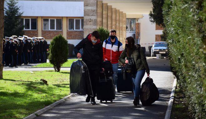 Reguli stricte la Colegiul Militar Constanța! Cine nu are voie să părăsească unitatea - colegiuinapoi-1613155677.jpg