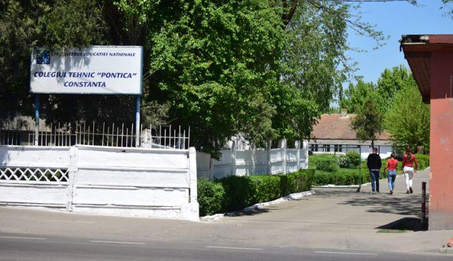 Liceul Agricol, pe lista neagră. Primarul spune că trebuie desființat, directorul îl contrazice - colegiultehnicponticaliceulagric-1526213170.jpg