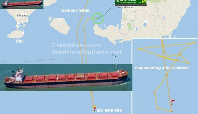Coliziune navală cu urmări tragice. Patru pescari au dispărut - coliziunenavalacuurmaritragice-1605801604.jpg