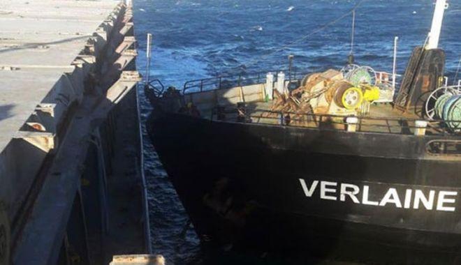 ACCIDENT NAVAL GRAV în Marea Neagră. Două nave au fost avariate - coliziunenavalainmareaneagra-1546695001.jpg