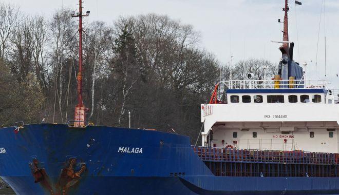 Comandantul unui cargou supraîncărcat la plecare a fost arestat - comandantulunuicargousupraincarc-1582727365.jpg