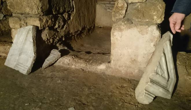 Constanța adăpostește cel mai vechi edificiu creștin. Descoperirea, ținută la