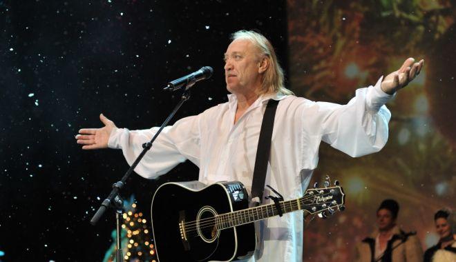 Foto: Ștefan Hrușcă, concert extraordinar, în ajunul Crăciunului