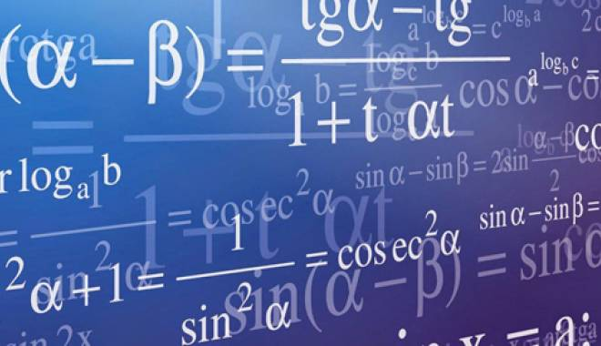 Foto: MathSpace - concursul de matematică al echipajelor