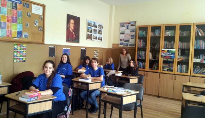 Concurs european de traduceri, la Liceul
