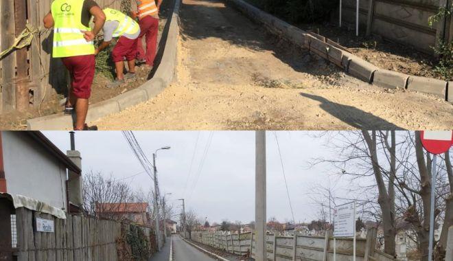 Strada Prelungirea Recoltei din Palazu Mare, asfaltată - conditii-1579637590.jpg