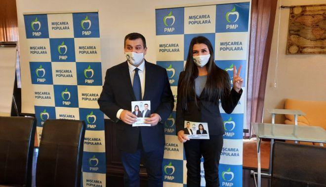 """Eugen Tomac, liderul PMP: """"Îmi pun mare speranţă în tandemul Băsescu-Palaz, la Constanţa"""" - conferintapmpbasescutomac-1606404831.jpg"""