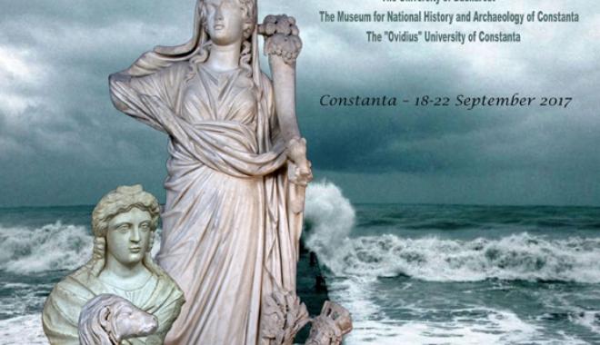Foto: Congresul Internațional privitor la Antichitățile Mării Negre, la Constanța