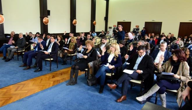 Foto: Taxa de liniște, eliminată! Ce au decis consilierii din Constanța în privința celorlalte taxe
