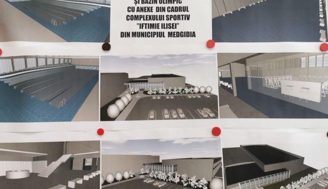 Consiliul Local Medgidia, în ședință extraordinară. Bazinul olimpic va fi reabilitat și modernizat - consiliullocalmedgidia1-1594832656.jpg
