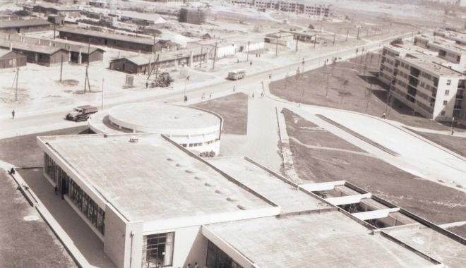 Foto: Constanța de odinioară. Construcții, spații verzi. Recunoașteți cartierul?