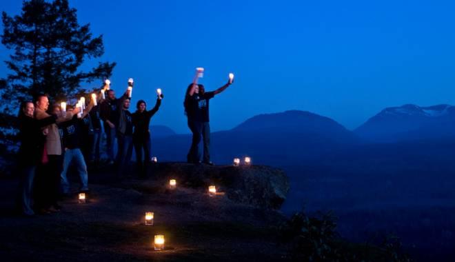 Foto: Constanța stinge lumina  pentru a marca Ora Pământului