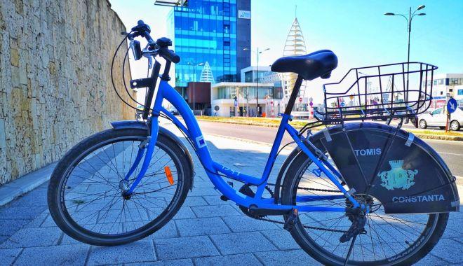 Constănţenii au prins gustul plimbărilor cu bicicletele gratuite - constanteniiauprinsgustul-1600884678.jpg