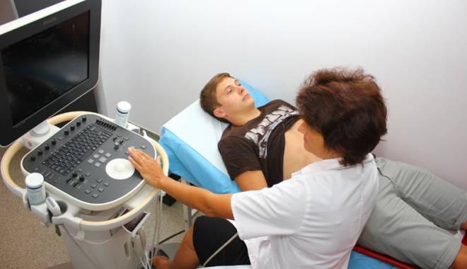 Foto: Consultații de medicină internă și ecografii decontate,  la Constanța