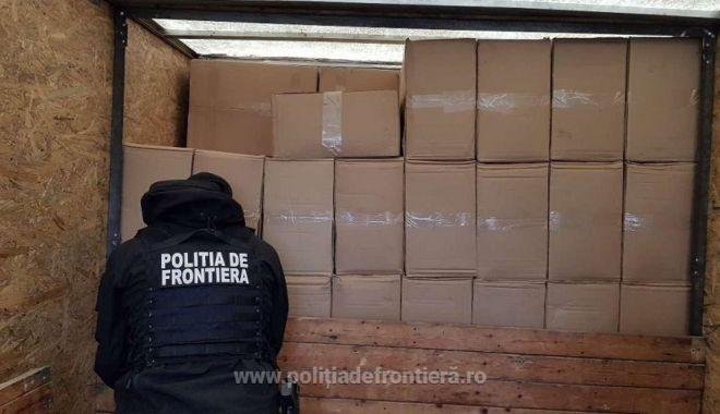PERCHEZIȚII. Milioane de țigări de contrabandă, aduse din Dubai prin Portul Constanța - contrabanda-1611821051.jpg