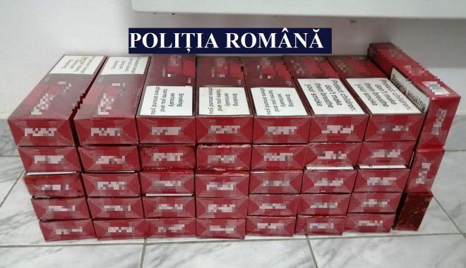 Controale în Portul Midia, la bișnițarii de țigări - contrabandasursapolitiaromana-1591797251.jpg