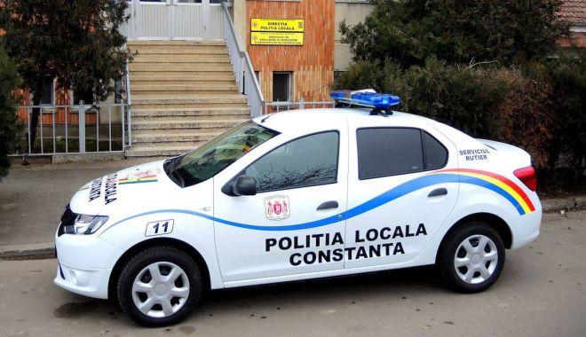 Foto: Zeci de amenzi date de Poliția Locală, în centrul Constanței