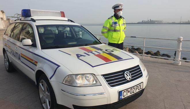 Foto: Poliția, la datorie: zeci de mii de persoane, verificate!
