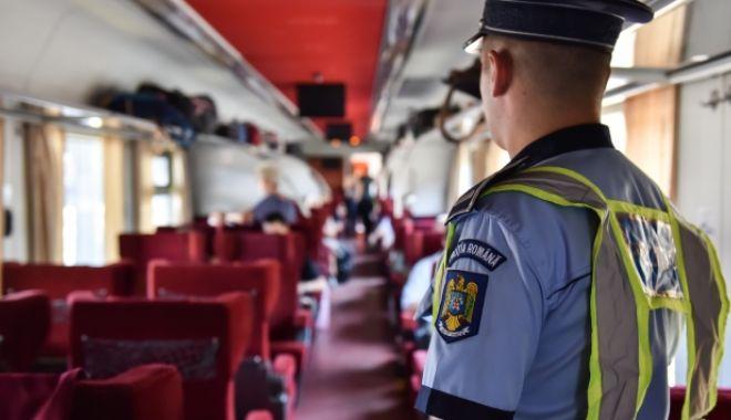 Polițiștii au făcut razii în trenuri. Zeci de indivizi dați în urmărire, prinși! - controaletrenuri-1600196906.jpg