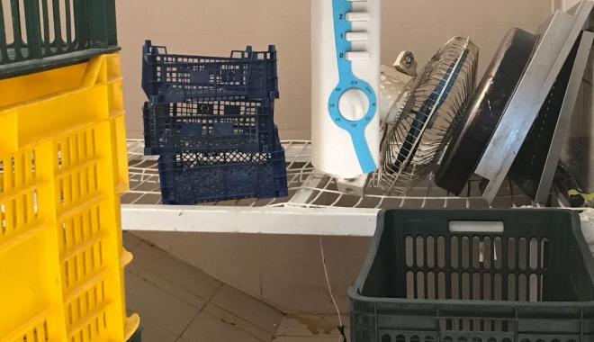 ȚI SE ÎNTOARCE STOMACUL PE DOS! Ce au găsit comisarii OPC, după ce au controlat terase din Eforie Nord - Galerie foto - controlopceforie-1503397912.jpg