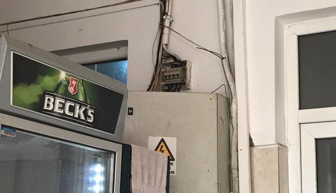 ȚI SE ÎNTOARCE STOMACUL PE DOS! Ce au găsit comisarii OPC, după ce au controlat terase din Eforie Nord - Galerie foto - controlopceforie1-1503397932.jpg