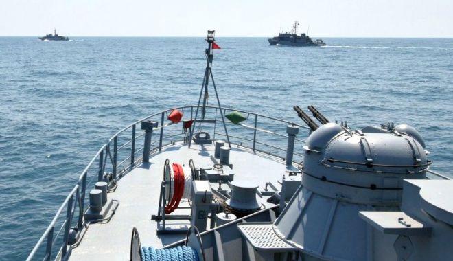 Foto: Cooperare NATO în Marea Neagră
