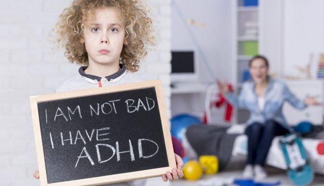 Foto: Cum deosebești un copil energic de un copil cu ADHD