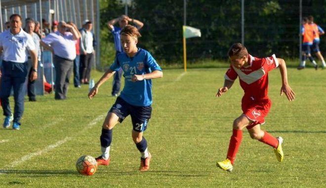 Foto: Copiii și juniorii legitimați la cluburi de fotbal își vor relua pregătirea