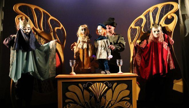 Copiii, invitați la spectacol. Cum se va termina povestea frumoasei Rapunzel? - copiiiinvitati-1561156074.jpg