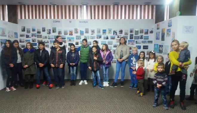 """Foto: Trofeul """"Copiii și marea"""", câștigat  de un elev  din Moldova"""