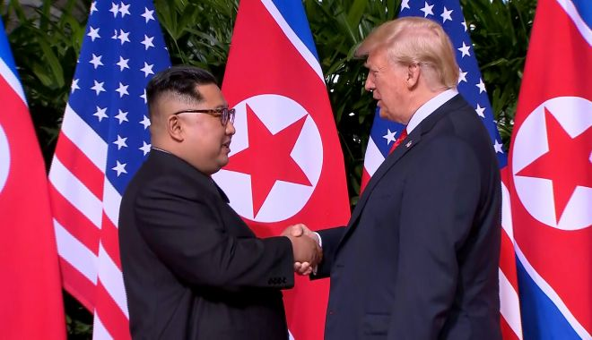 Foto: Coreea de Nord, pregătită atât pentru dialog, cât și pentru confruntare cu SUA
