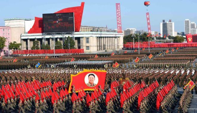 """Foto: Coreea de Nord, """"cadou de Crăciun"""" pentru americani"""