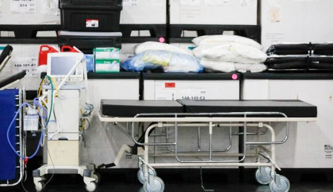 Foto: Alte trei persoane infectate cu coronavirus au murit în România, iar bilanțul ajunge la 1308 decese