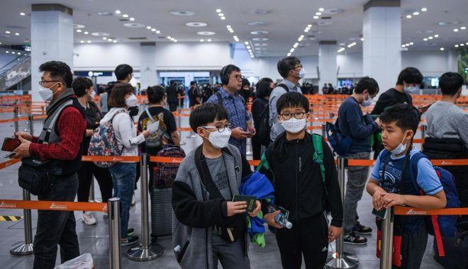 Foto: Coronavirus. China, critici la adresa Regatului Unit