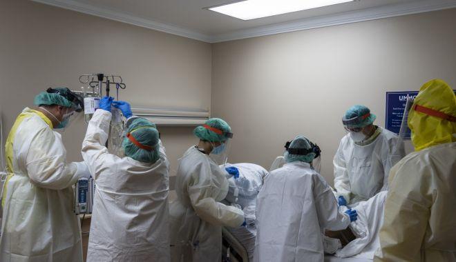 Foto: Un nou record negativ de cazuri de coronavirus: 1.713 noi infectaţi, 60 numai la Constanţa