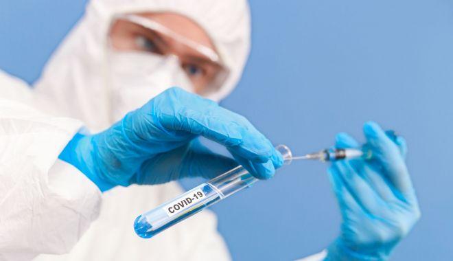 Foto: COVID-19. 808 cazuri noi, în 24 de ore, doar 6.348 de teste efectuate