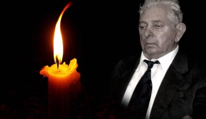 """Foto: DOLIU LA UNIVERSITATEA """"OVIDIUS"""" CONSTANȚA. A MURIT PROFESORUL COSTEA"""