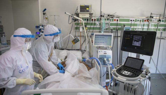 Nou record de infectări cu coronavirus, în întreaga ţară. De trei ori mai multe cazuri, la Constanţa - covid21-1632220027.jpg
