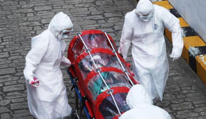 Foto: COVID-19. 433 de cazuri de infectare în România. Doi pacienți au decedat