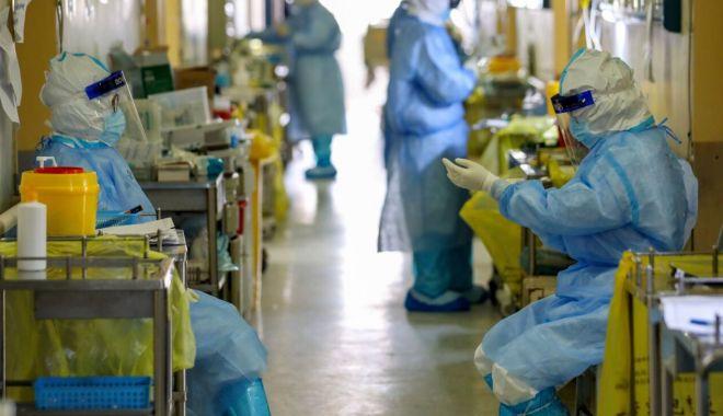 Foto: Din ce în ce mai multe cadre medicale din Constanța, confirmate cu Covid-19