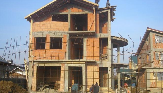 Foto: Crește numărul autorizațiilor pentru construcția locuințelor