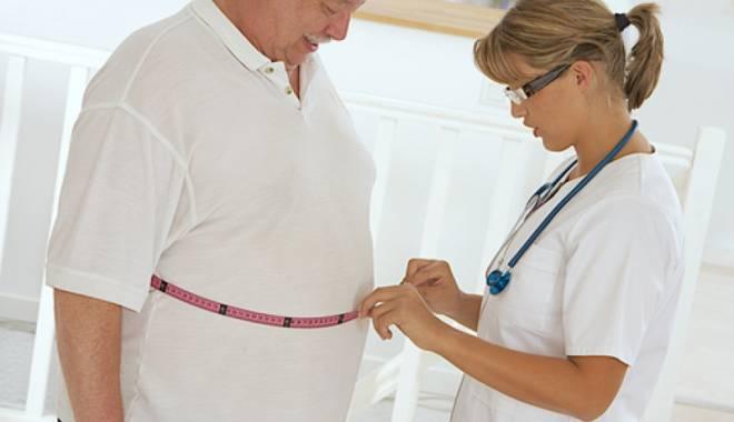 Foto: Creșterea  în greutate, principala cauză de diabet zaharat