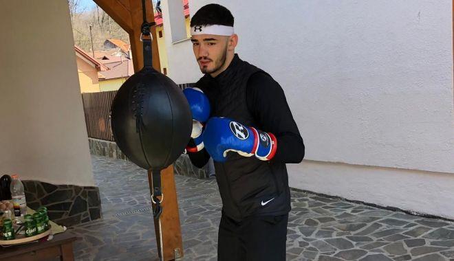 Foto: Cristian Filip se pregătește pentru Jocurile Olimpice