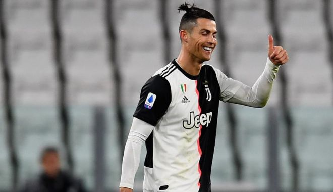Foto: Cristiano Ronaldo, primul miliardar din istoria fotbalului