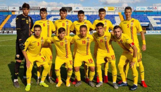 Fotbal / Tricolorii mici, învinşi în finala turneului din Croaţia - croatia-1601301517.jpg