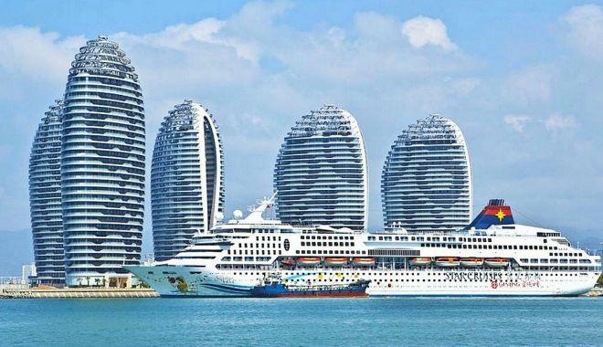 Foto: Marile companii de croazieră aplică interdicțiile privind coronavirusul din China